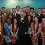 Wall of Scholars 2012