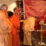 Members of Indian community at celebration for new USC Chair in Hindu Studies