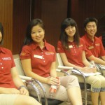 Orientation Leaders in China