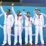 Clement Lefert wins gold