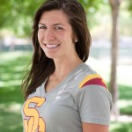 USC Dornsife graduate Anna Miner