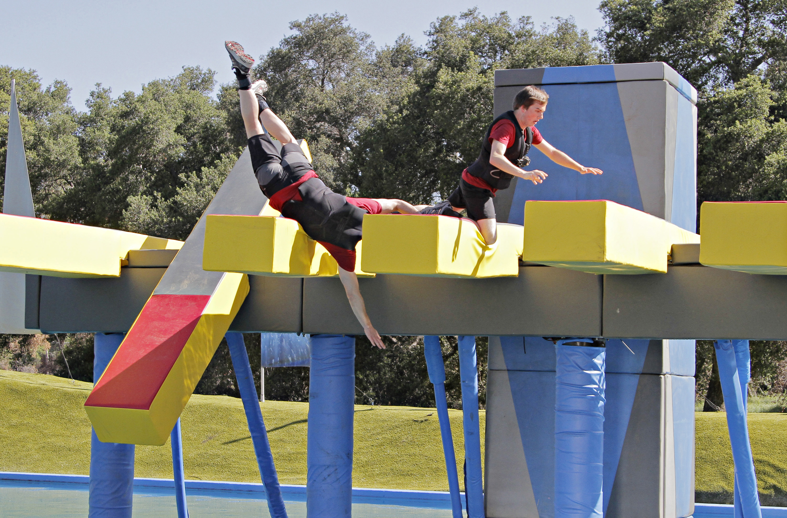 wipeout game show