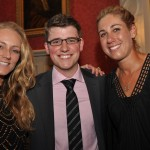 2012 London reception for USC Olympians