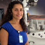 Anita Sengupta, who teaches spacecraft design at USC, developed the parachute that helped Curiosity set down on Mars.