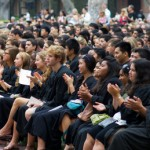 USC's incoming class of 3,000 freshmen and 1,600 transfer students is its most selective yet. (Photo/Dietmar Quistorf)