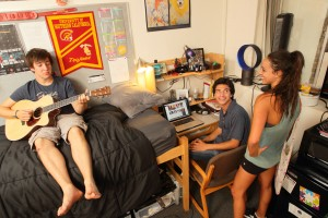 As of fall 2012, all USC freshmen are being housed in residential colleges. (Photo/Philip Channing)