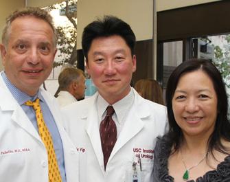 Renowned urologist joins Keck School of Medicine - USC News