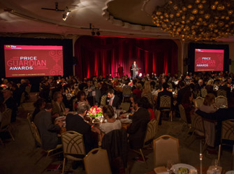 The USC Price Guardian Awards & Campaign Celebration was held in Beverly Hills. (Photo/Tom Queally)