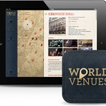 The geolocation app WorldVenues gives viewers a glimpse of what it's like to be inside the world's most intriguing concert halls. (Photo/Courtesy of KUSC Interactive)