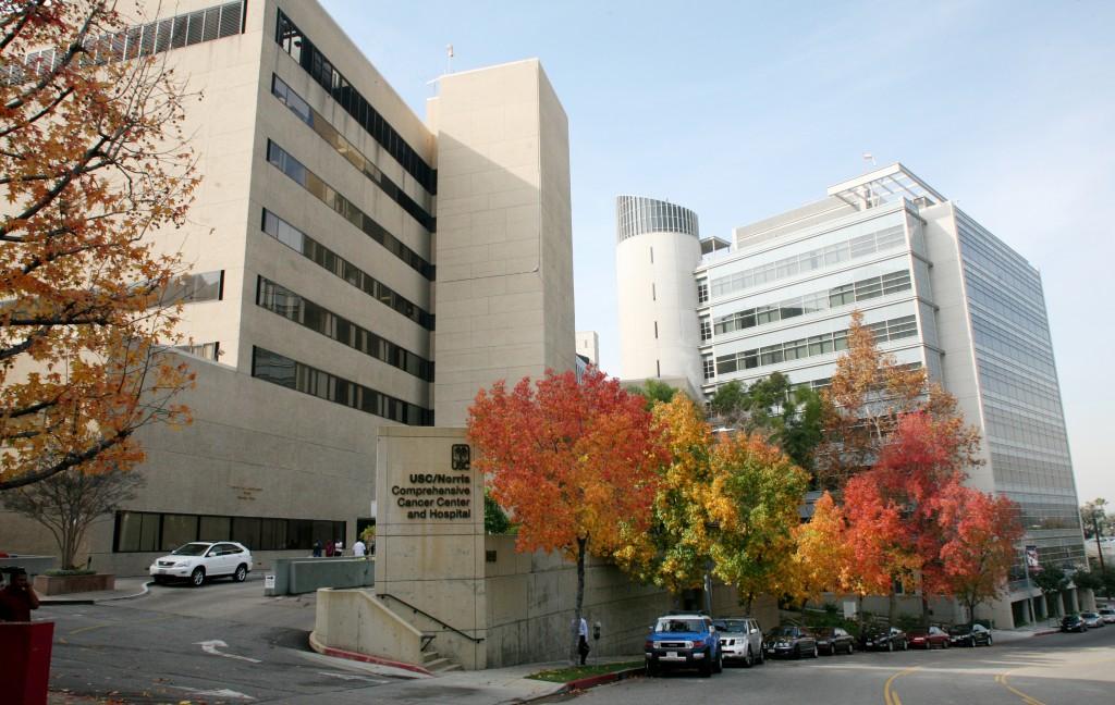 Norris cancer center fall semester only usc trojan health