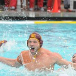 USC beats UCLA 11-10 in a dramatic NCAA championship game held in the McDonald's Swim Stadium. (Photo/Dan Avila, USC Sports Information)
