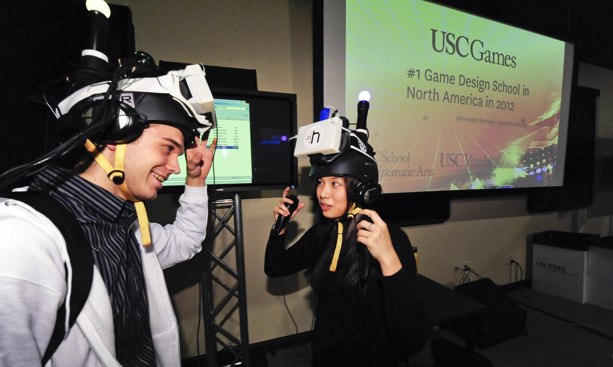 Usc Games Design Program