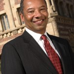 USC Vice President for Student Affairs Michael L. Jackson (Photo/Philip Channing)