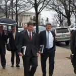 USC Delegation to Washington DC