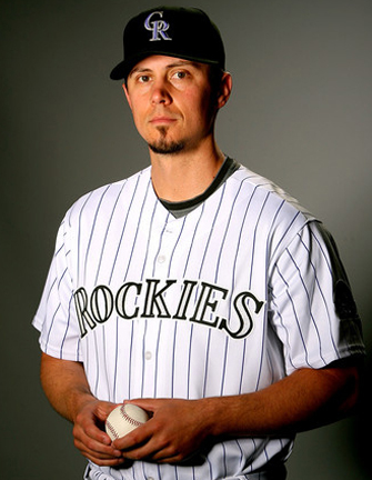 Randy Flores, who pitched in the major leagues for the Colorado Rockies, plays several roles at USC. (Photo/Courtesy of USC Rossier School of Education)