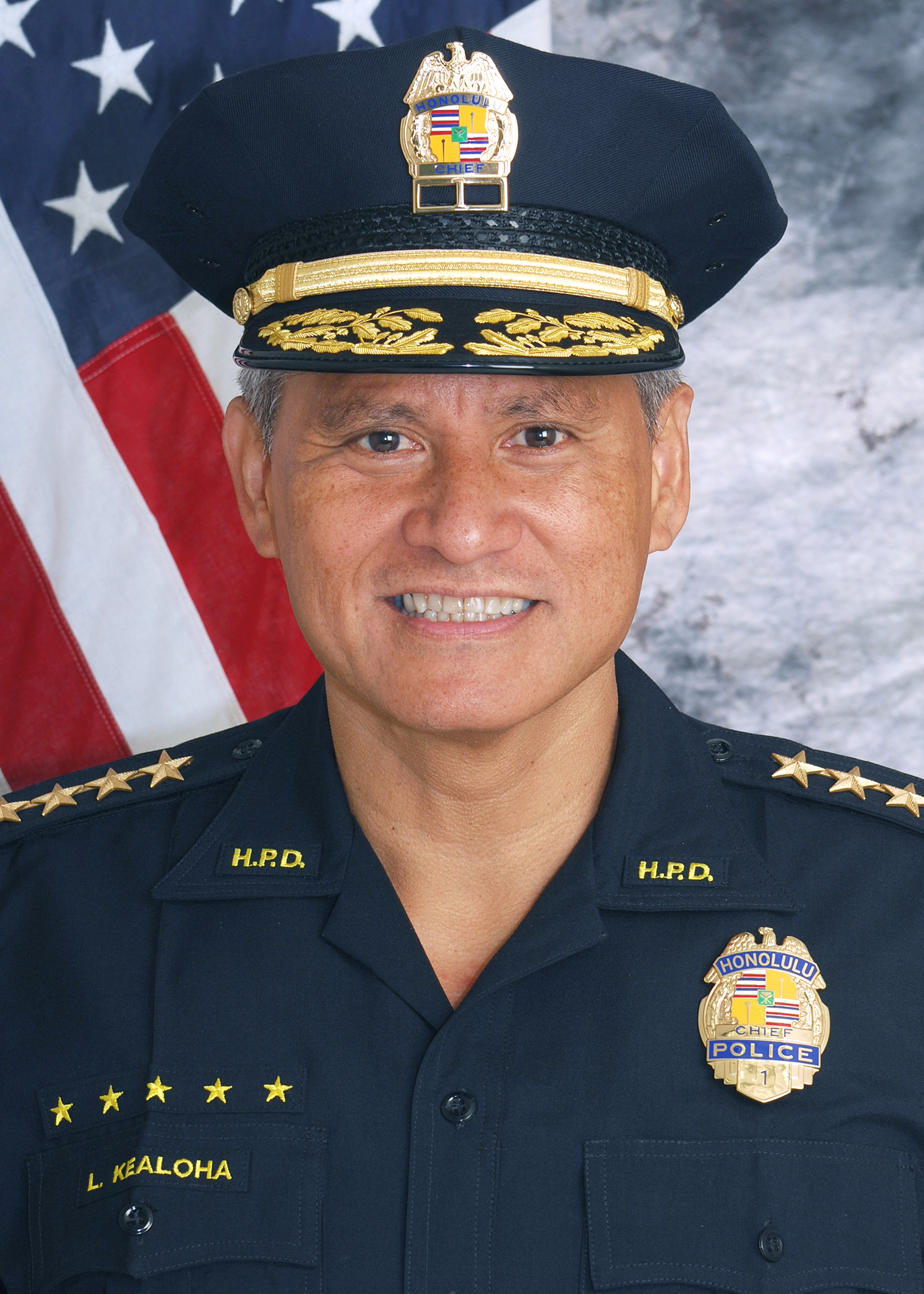 Higher education helped Honolulu Chief of Police Louis Kealoha move up the ranks. (Photo/Courtesy of USC Rossier)