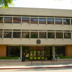 The Montgomery Ross Fisher Building is home to the USC School of Social Work.