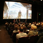 """The Science of Fiction: World Building in Action"" was led by USC Associate Professor Alex McDowell. (Photo/Courtesy of USC School of Cinematic Arts)"
