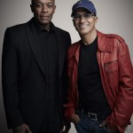 The gift will establish the Jimmy Iovine and Andre Young Academy for Arts, Technology and the Business of Innovation. (Photo/Sam Jones)