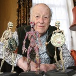 Special effects giant Ray Harryhausen has influenced scores of filmmakers. (Photo/James Arboghast)