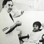 Professor Emeritus Hugh Kopel (Photo/Courtesy of USC's Advanced Pediatric Dentistry Program)