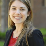 Lauren Opgenorth joined USC as an internship adviser in 2005. (USC Photo/Lillian Insalata)