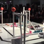 Botball encourages young students to get involved in team-oriented competition.