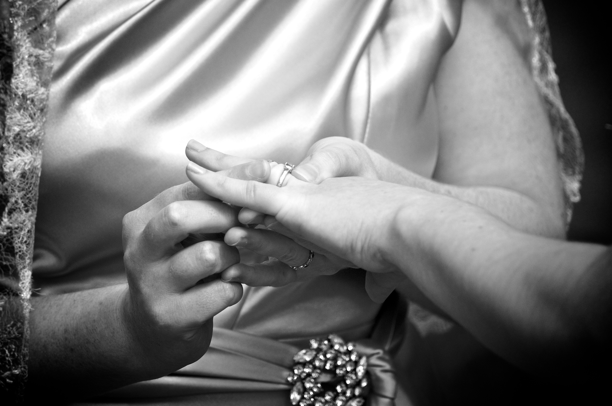 The poll found seniors in particular shifting toward support of same-sex marriage. (Photo/Danielle Madeley, Flickr)