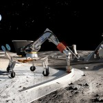 Behrokh Khoshnevis is working with NASA to design and build structures on the moon and Mars.