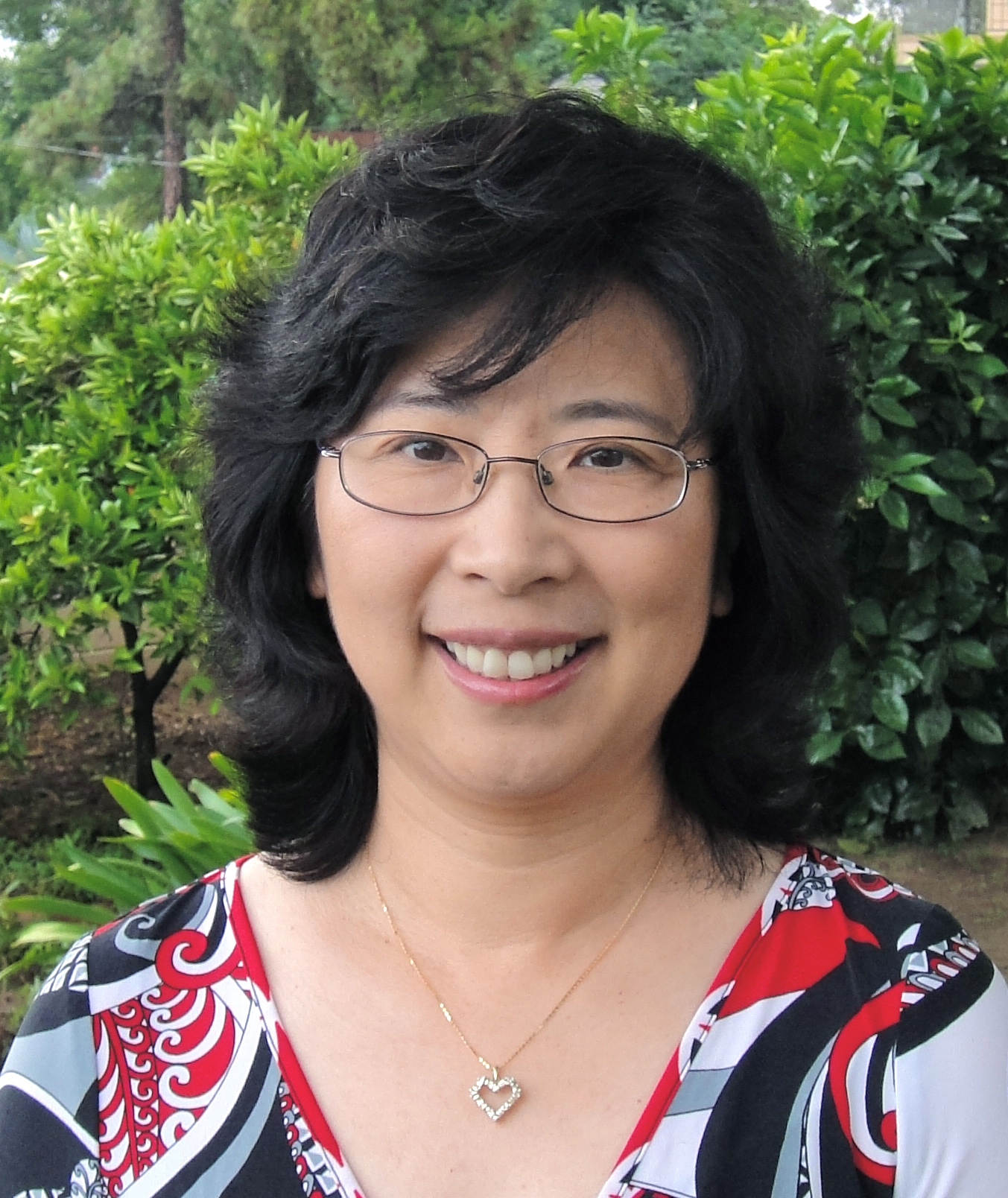 Lihua Liu, assistant professor of clinical preventive medicine at the Keck School of Medicine of USC