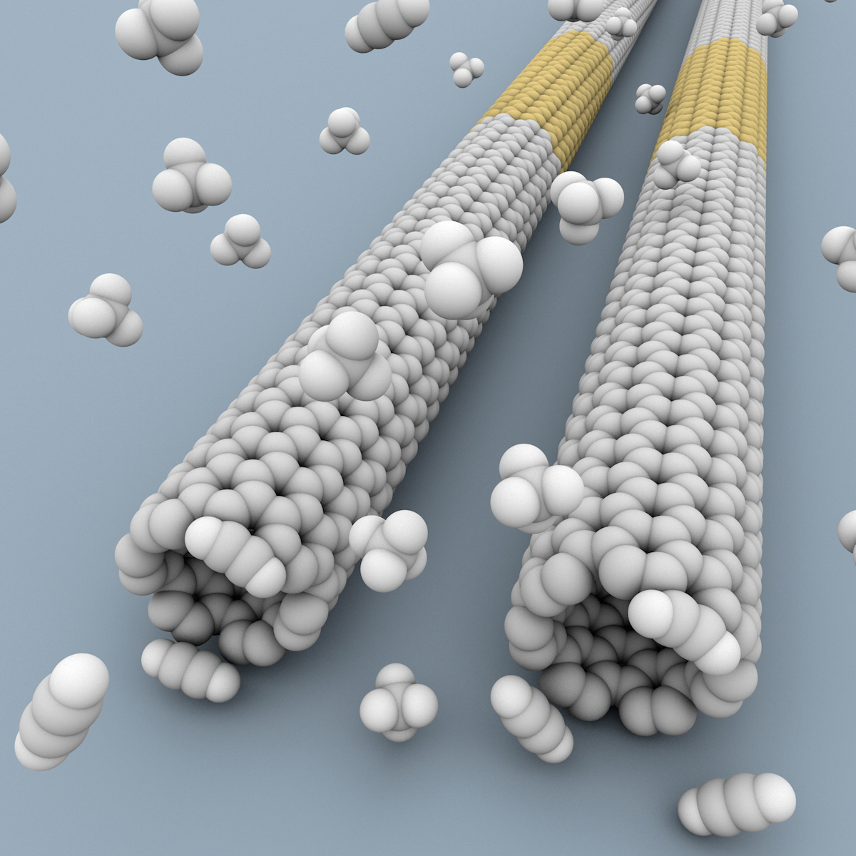 Nanotubes assemble! Rice introduces Teslaphoresis