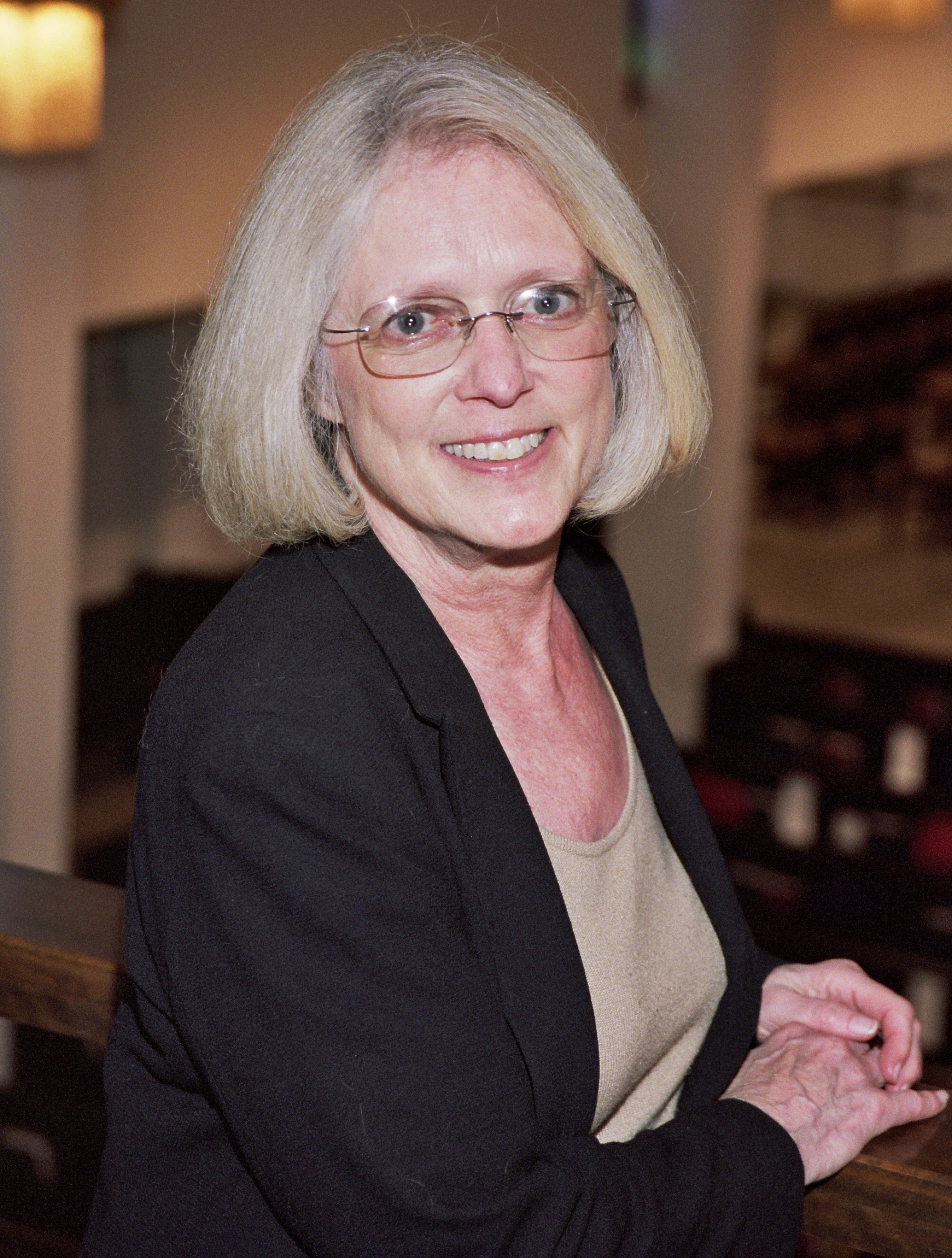 Mary Gerlitz was a devoted staff member of the USC Dornsife College of Letters, Arts and Sciences for 44 years. (Photo/courtesy of Cantori Domino)