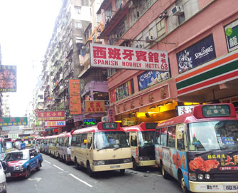 Students explored Hong Kong during USC Price's China Lab