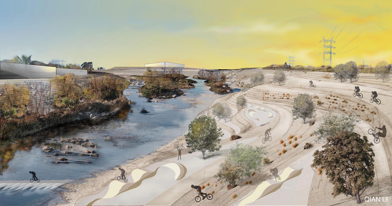 Usc Landscape Architecture Students Propose New Designs For La