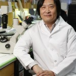 Professor Songtao Shi, the study's senior author (Photo/John Skalicky)