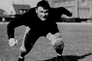 Harry Smith was a three-year letterman at USC. (Photo/courtesy of USC Athletics)