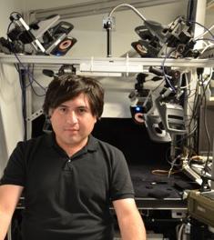 Assistant Professor Nestor Perez-Arancibia