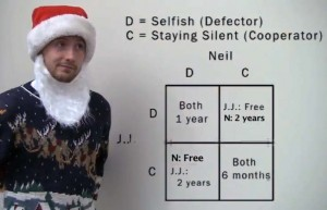 A Very Altruistic Christmas, winner of last year's competition.
