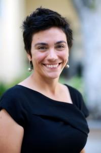 Alison Hirsch (USC Photo/Dietmar Quistorf)