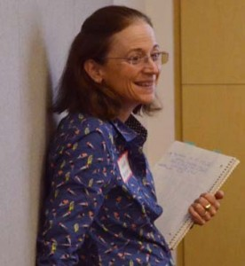 Sarah Bottjer, professor of neurobiology at USC Dornsife (USC Photo/Erica Christianson)