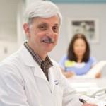 Kenneth Geller, associate professor of clinical otolaryngology at USC Dornsife (Photo/Ken Chernus)