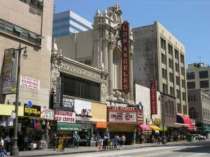 Using resources in architecture, planning, geographic information science and geospatial technologies, students will undertake projects such as mapping the evolution of Broadway, the historic street in downtown Los Angeles.