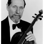 Michael Tree has appeared as both violinist and violist with many major orchestras. (Photo/courtesy of USC Thornton)