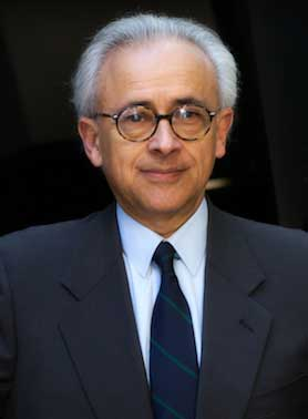 Antonio Damasio explored the nature of creativity at the annual conference attracting scientists from around the world. (USC Photo/Dietmar Quistorf)