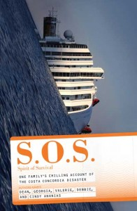 After the ordeal, the Ananias family wrote S.O.S. Spirit of Survival  to share its story and advocate for safety changes in the cruising industry.