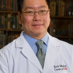 Dr. Charles Liu of the USC Center for Neurorestoration.
