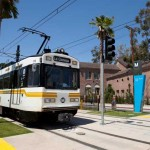 Residents within a half-mile of the Exposition station have tripled their rate of rail travel, according to a new USC study.