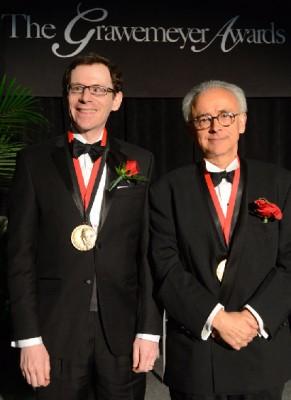 Jacques Hymans and Antonio Damasio