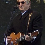 An audio-visual streaming system developed with the USC Annenberg Innovation Lab allowed T-Bone Burnett, above, to play with rockabilly Chuck Mead as if he was sitting right beside him in Tennessee.
