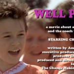 The prize-winning short Well Played follows a young soccer player who has trouble focusing on the game.